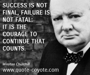 Churchill-Success-Quote